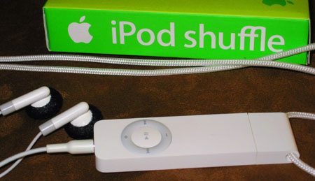 iPod Shuffle Woes (Not Detected by iTunes) (from Aaron's Article