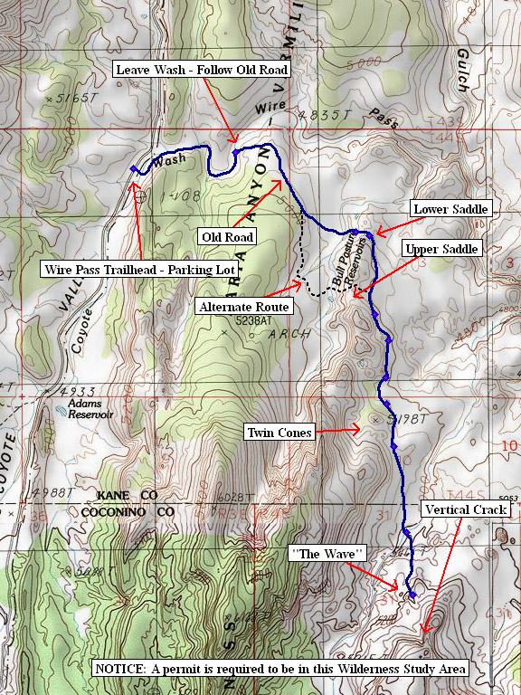 The Wave Arizona Map The Wave Arizona Map ~ CINEMERGENTE The Wave Arizona Map
