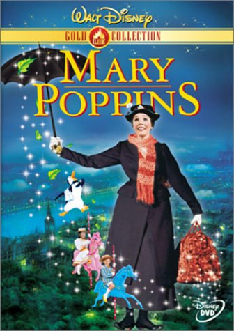 mary poppins one of the items in aaron giffords library