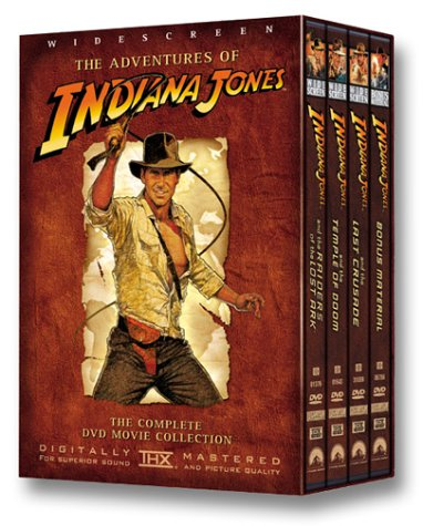 the adventures of indiana jones the complete dvd movie