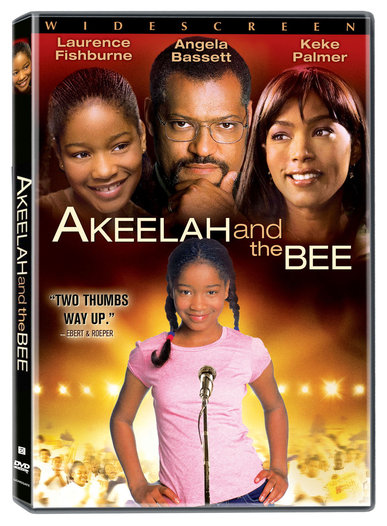 movie akeelah and the bee Akeelah and the bee is a superb family movie about a young girl from humble circumstances competing against much wealthier children in spelling bee championship most kids movies put sports on a pedestal, this movie is different as it makes kids feel enthusiastic about intellectual pursuits.