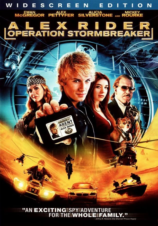 Alex Rider Movie  Amazon