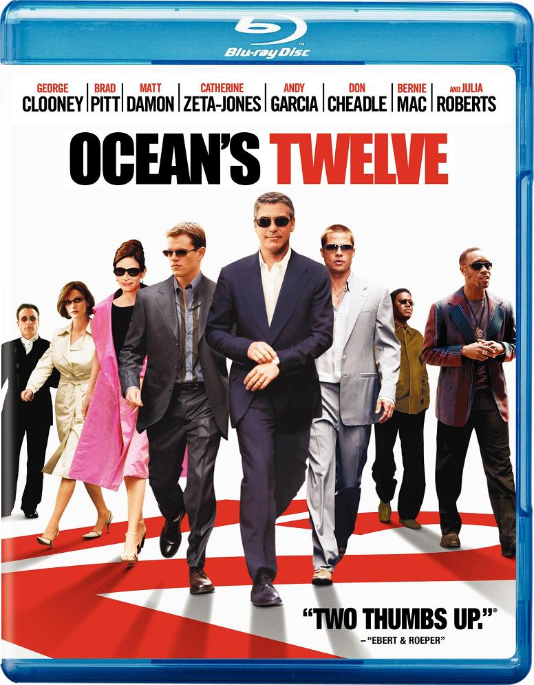 Ocean's Twelve - One of the items in Aaron Gifford's Library